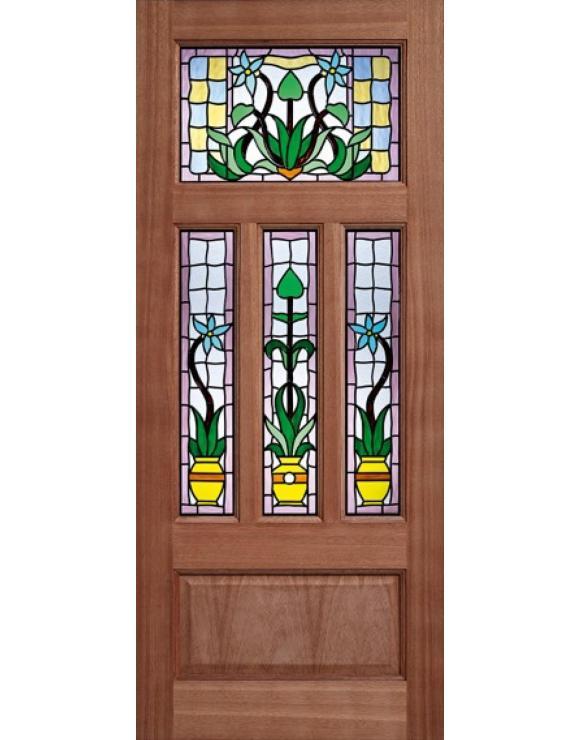 Kensington Hardwood Exterior Door image