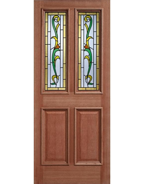 Chelsea Hardwood Exterior Door image