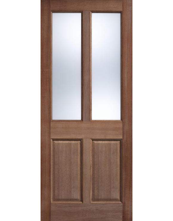 Malton Glazed Hardwood Exterior Door image