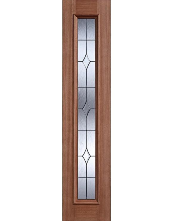 Universal Hardwood Sidelight Zinc image
