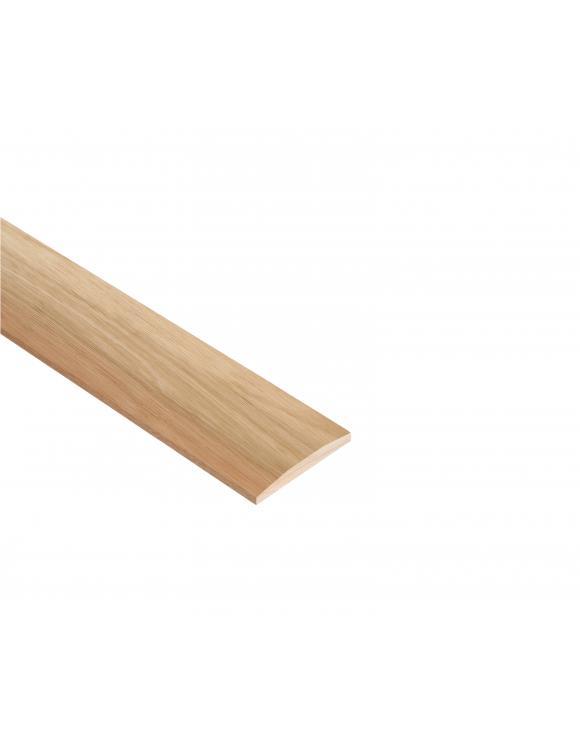 Red Hardwood Door Threshold image