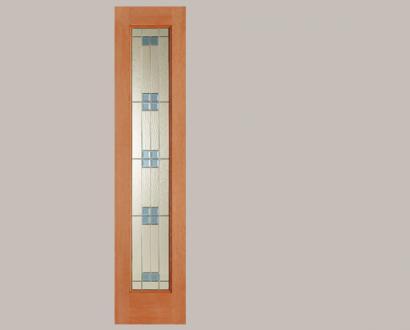 Adoorable Hardwood Sidelights
