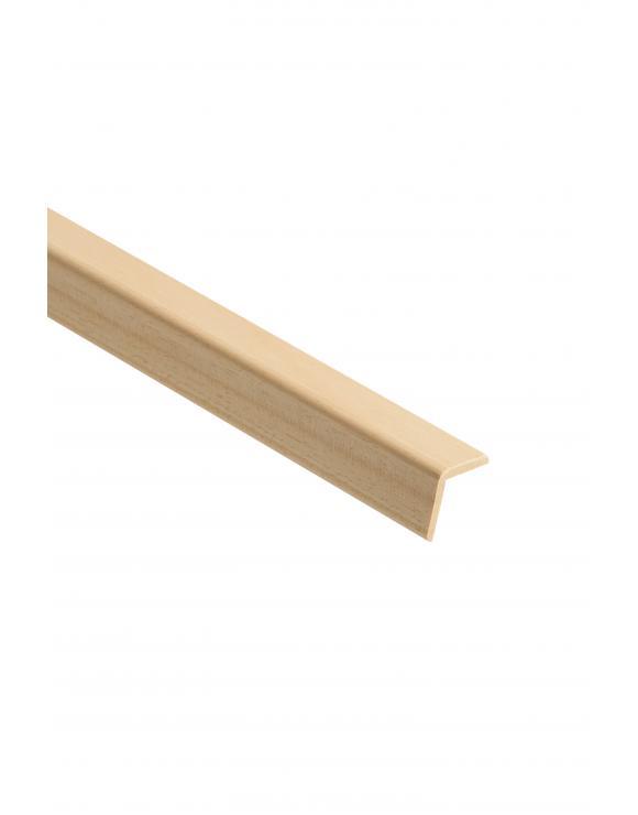 Light Hardwood Cushion Corner Angle image