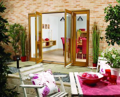 NUVU French External Doorsets
