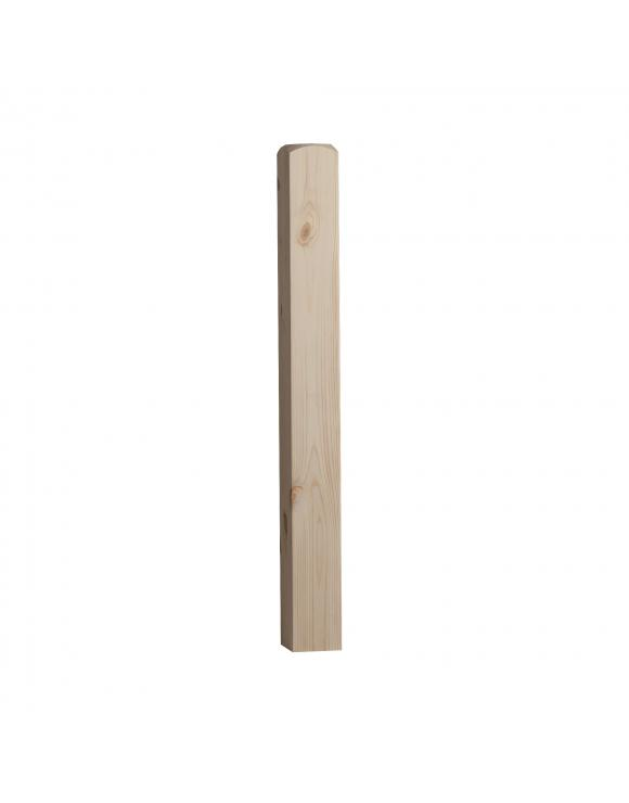 Axxys Origin Newel Bases - Select Timber and Size image