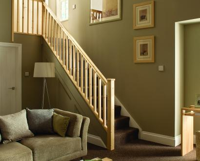 32mm Timber Stair Parts