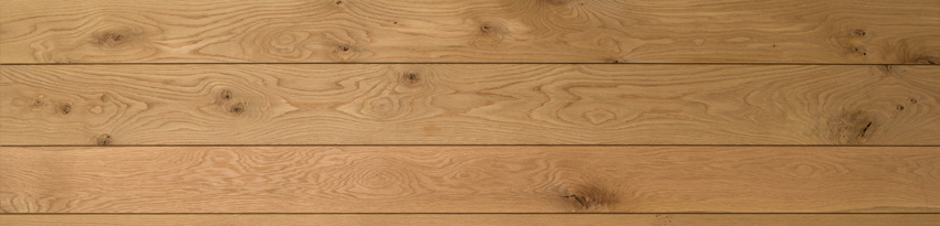 Rustic Grade Oak panels may contain large knots, splits, dead black knots, worm track, rough spots, shakes in the timber and timber grain variation.