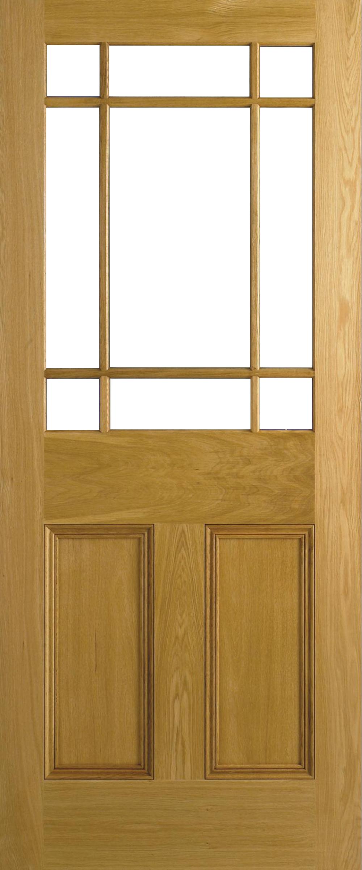 downham doors interior