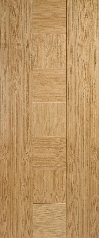 Europa flush catalonia oak interior door - Lpd doors brochure ...