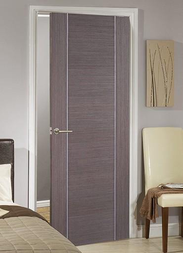 Alcaraz chocolate grey interior door - Lpd doors brochure ...