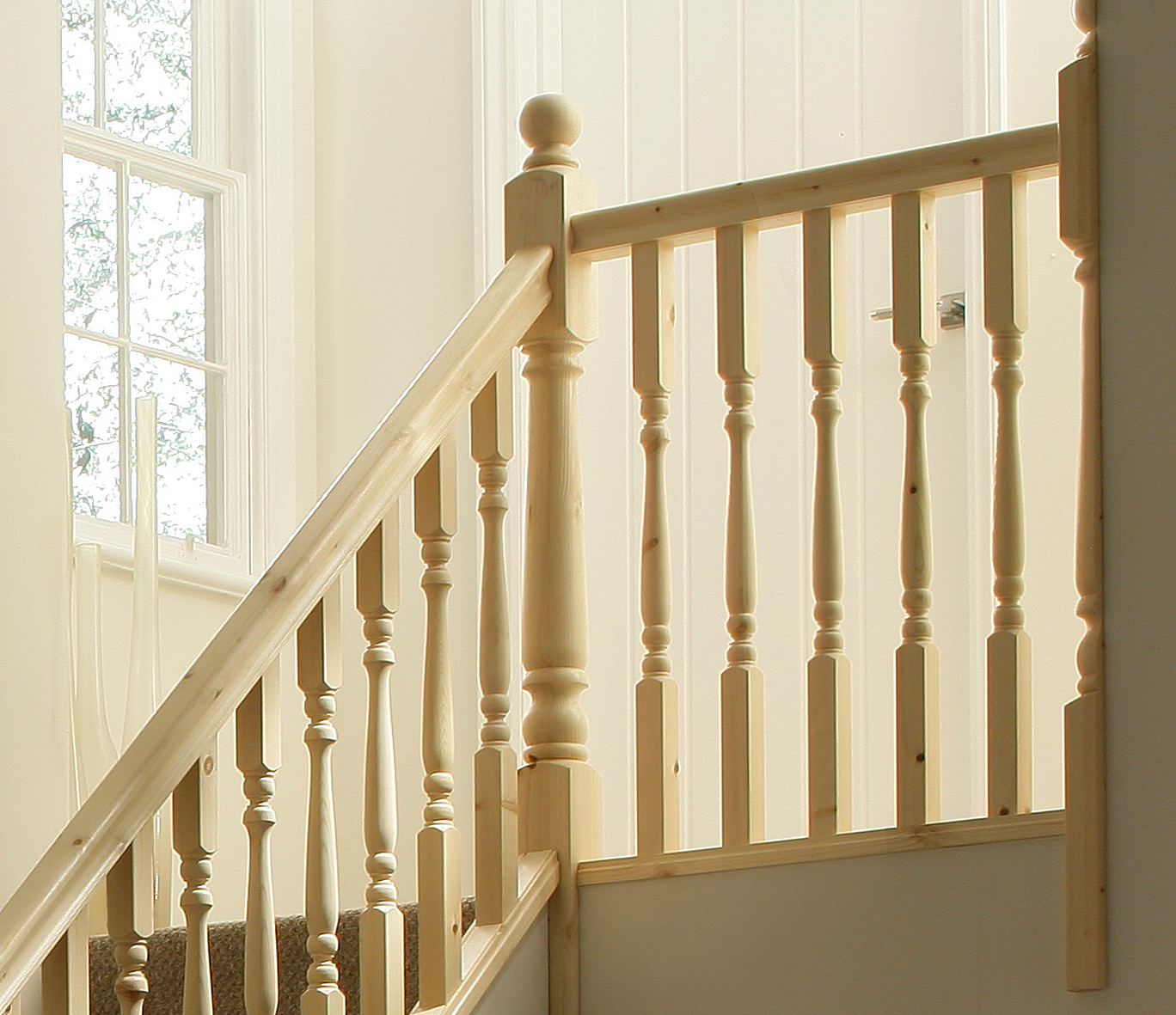 Superbe Colonial 41mm Stair Spindle Joinery