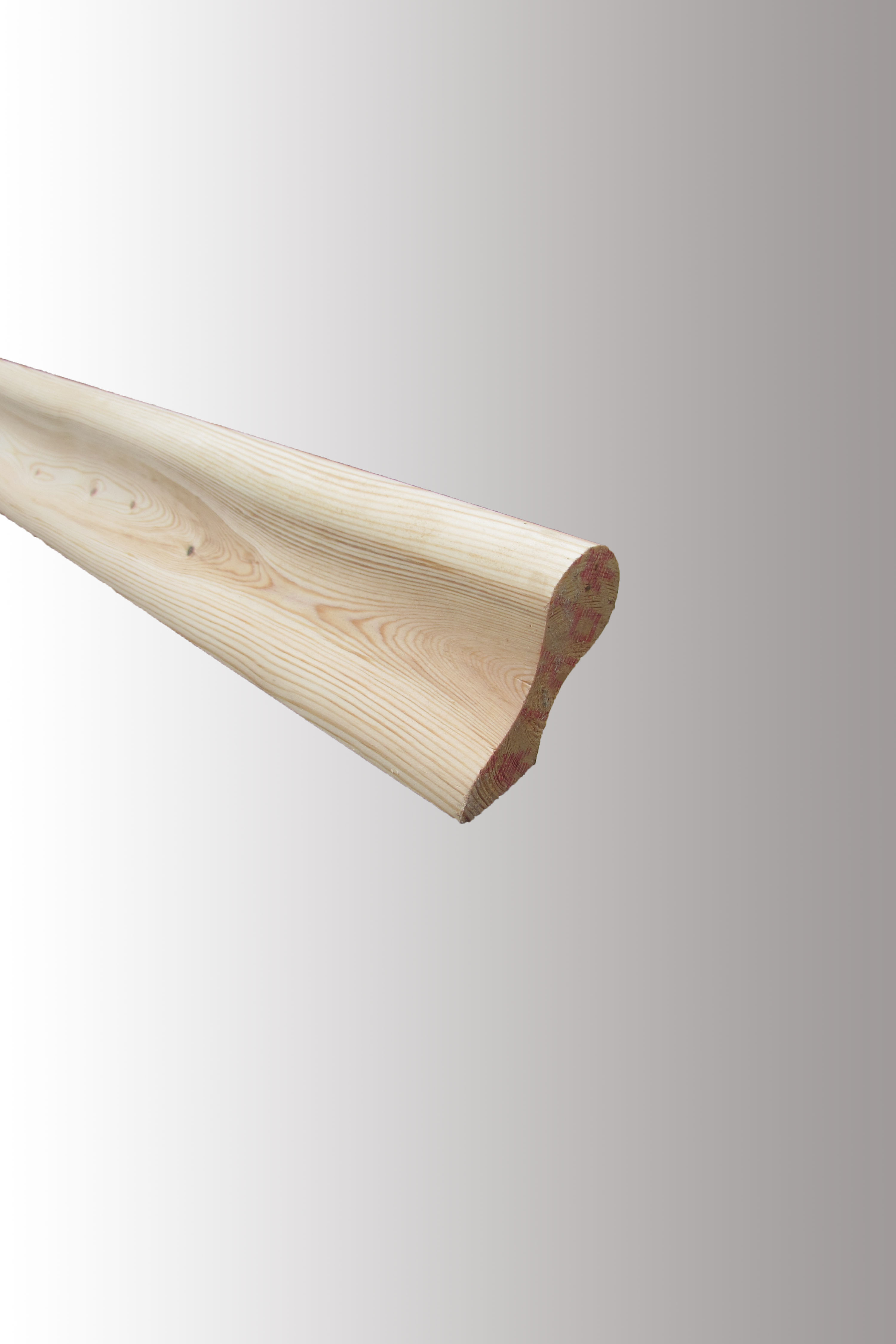 Pigs Ear Handrail Oak Or Pine Wall