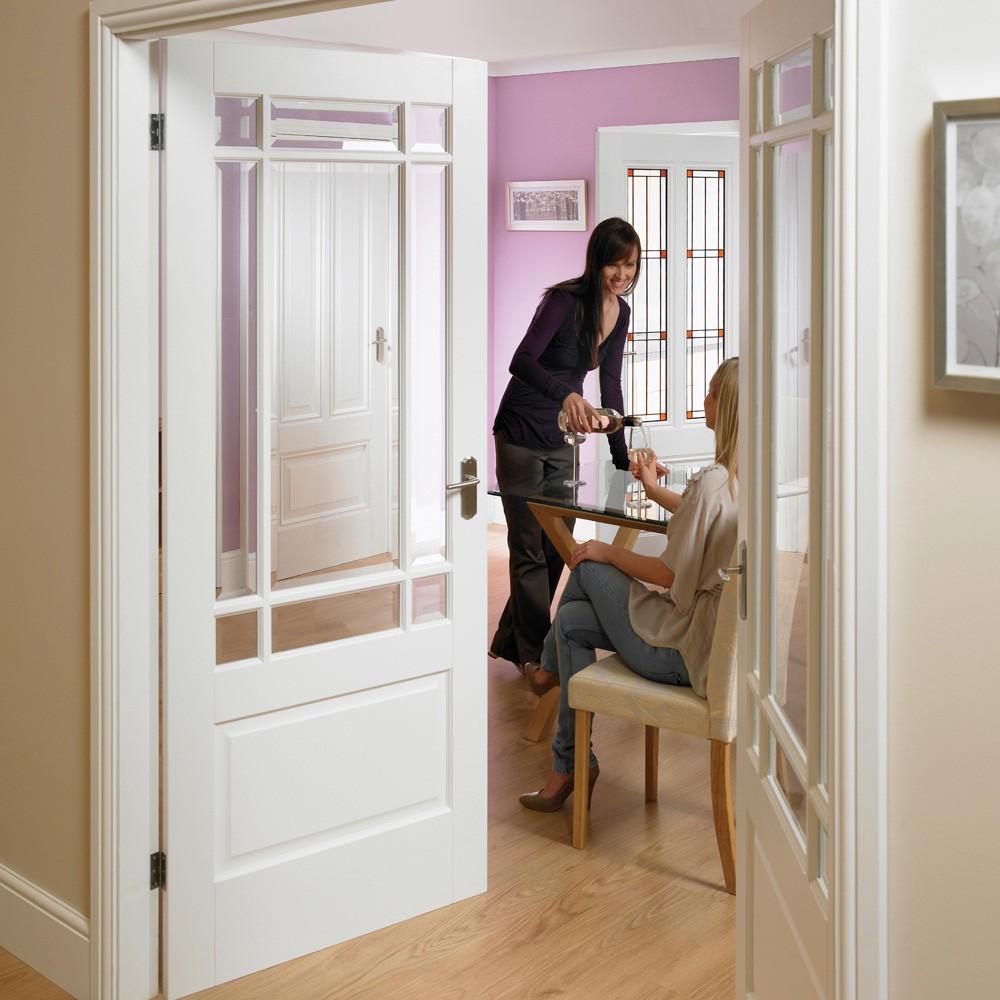 Downham solid white primed interior door downham solid white primed interior door image planetlyrics Images